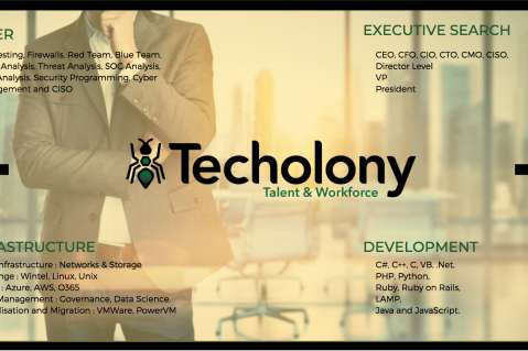 Introducing Techolony's Talent and Workforce services