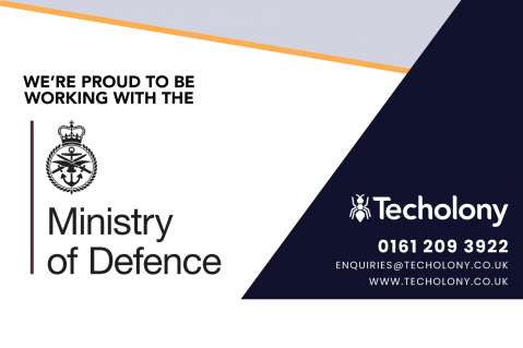 Techolony announces project with Ministry of Defence